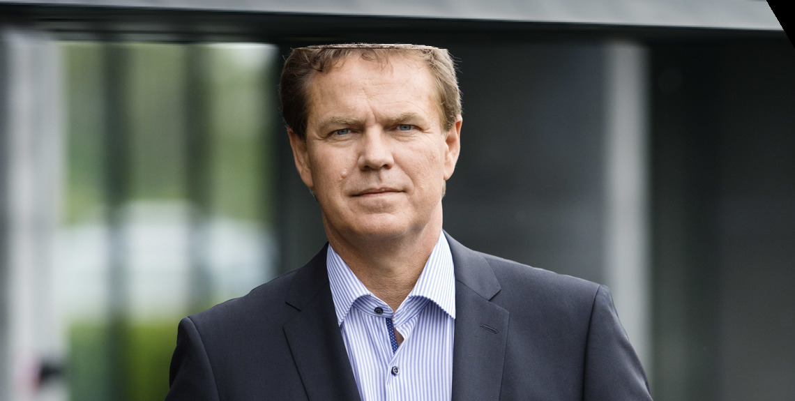 Peder Tuborgh, CEO of Arla Foods