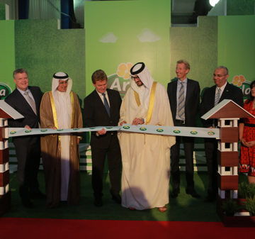 Arla Foods inaugurates state-of-the-art cheese production site in Bahrain