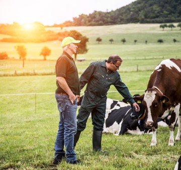 Arla Foods' 9700 farmer owners are already among the world's most climate friendly dairy farmers.