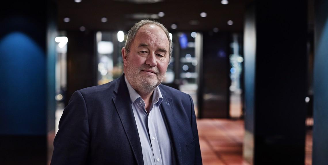 Manfred Graff, Arla's new vice chairman.
