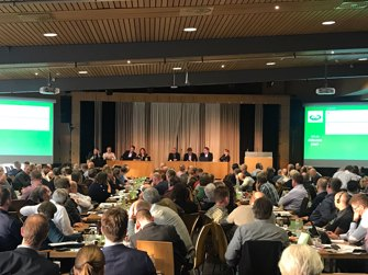 Farmers vote in favour of EUR 290 million pay-out on March 8th