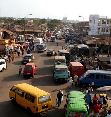 Ghana Ghana Vacation