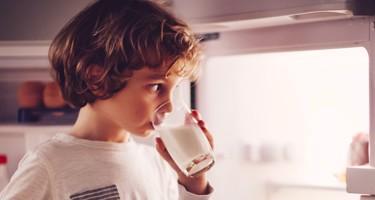 Er mælk naturligt?