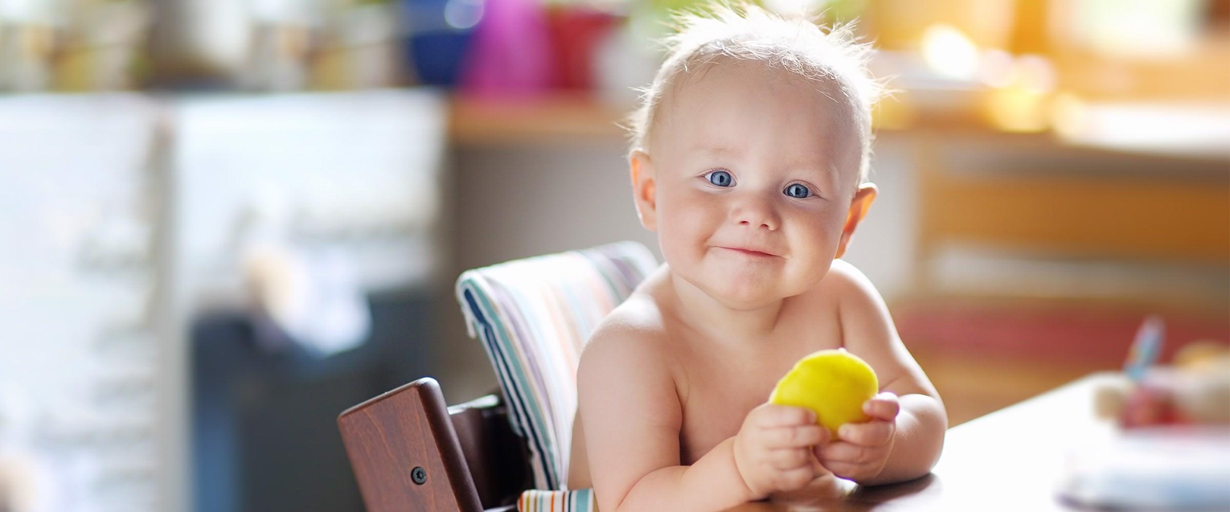 """Forebyg kræsenhed: Lær dit barn """"madmod"""""""