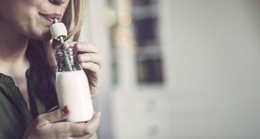 Mælk er rig på calcium