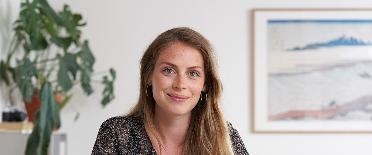 """Madskibent Emma Martiny: """"Jeg prøver at undgå regler"""