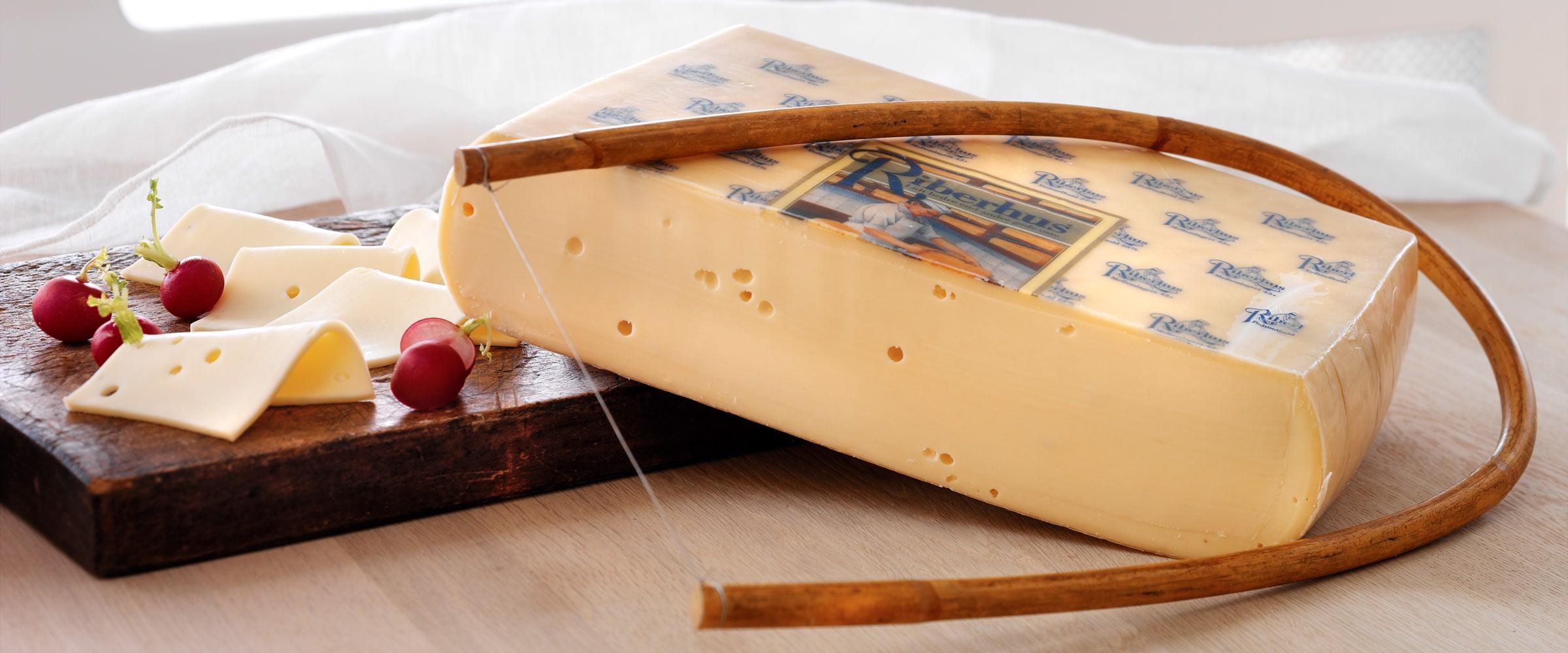 Se efter hullerne i osten