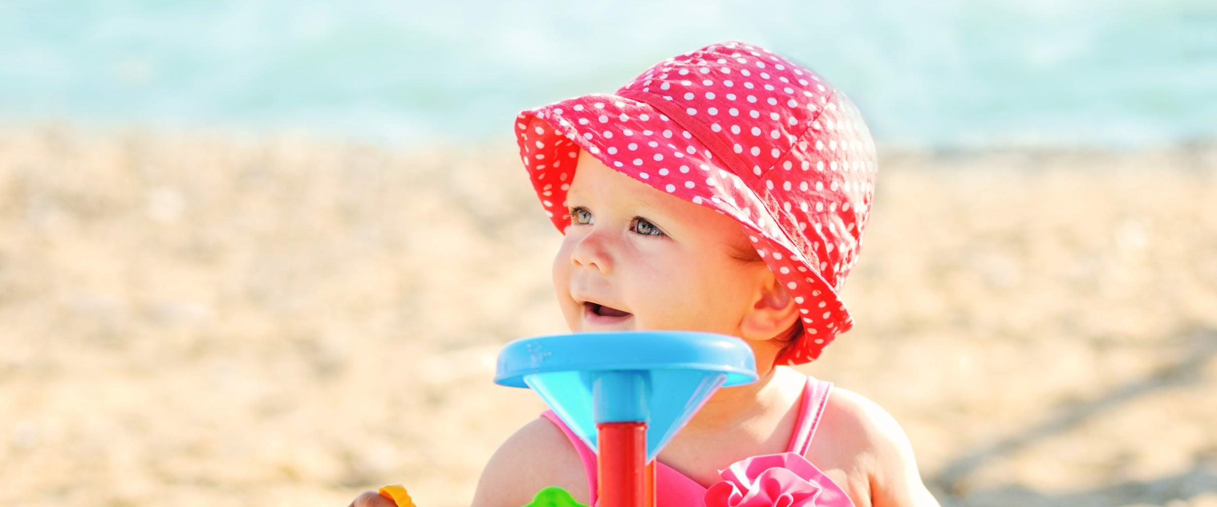 Baby på ferie: Den definitive pakkeliste