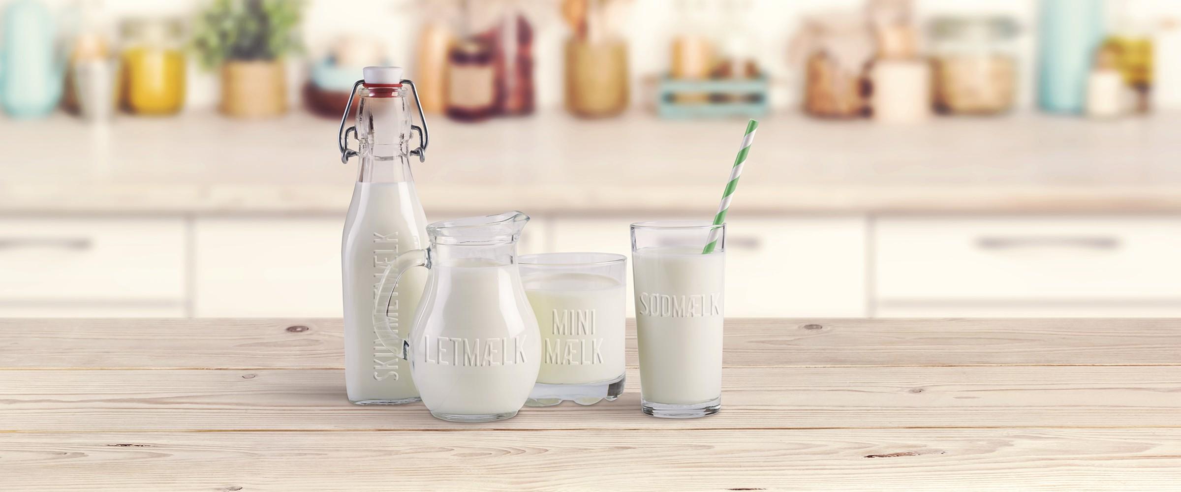 Hvilken mælk er sundest?