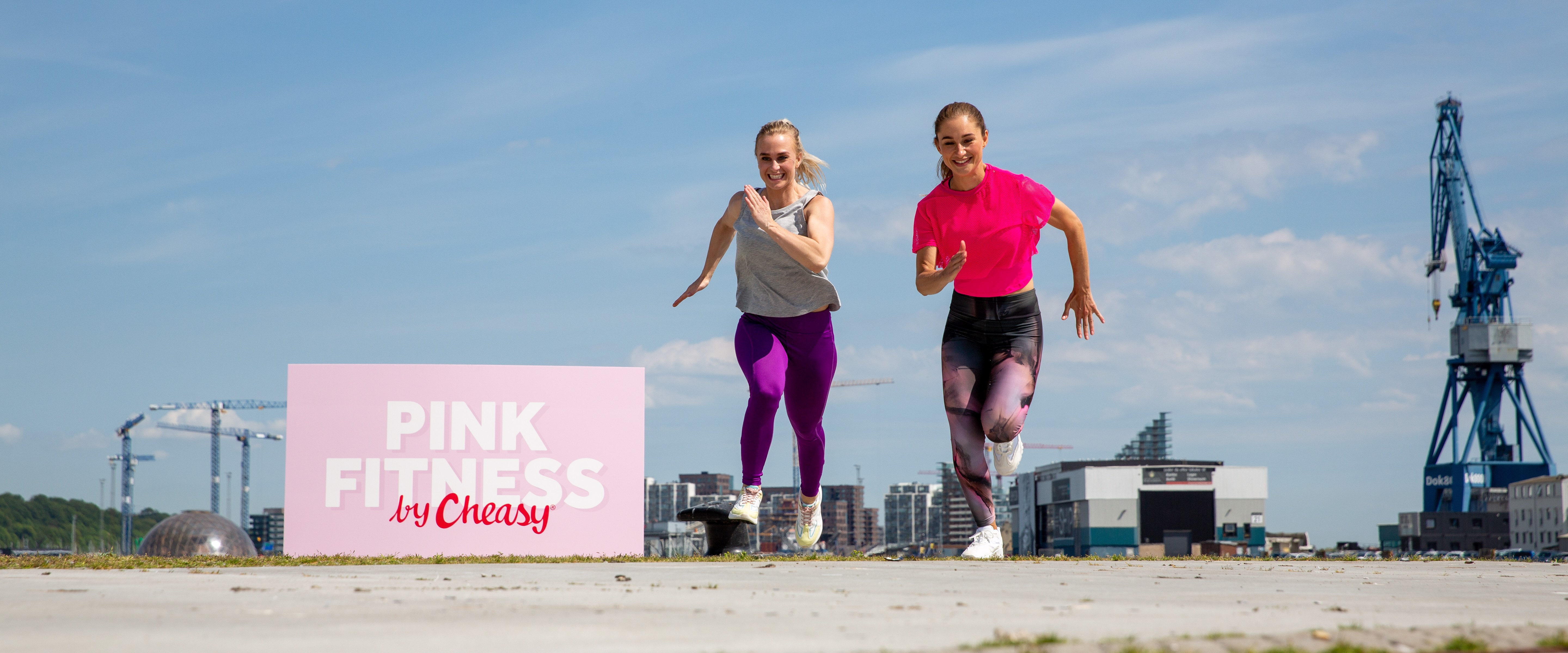 Workout: Høj puls Outdoor booster