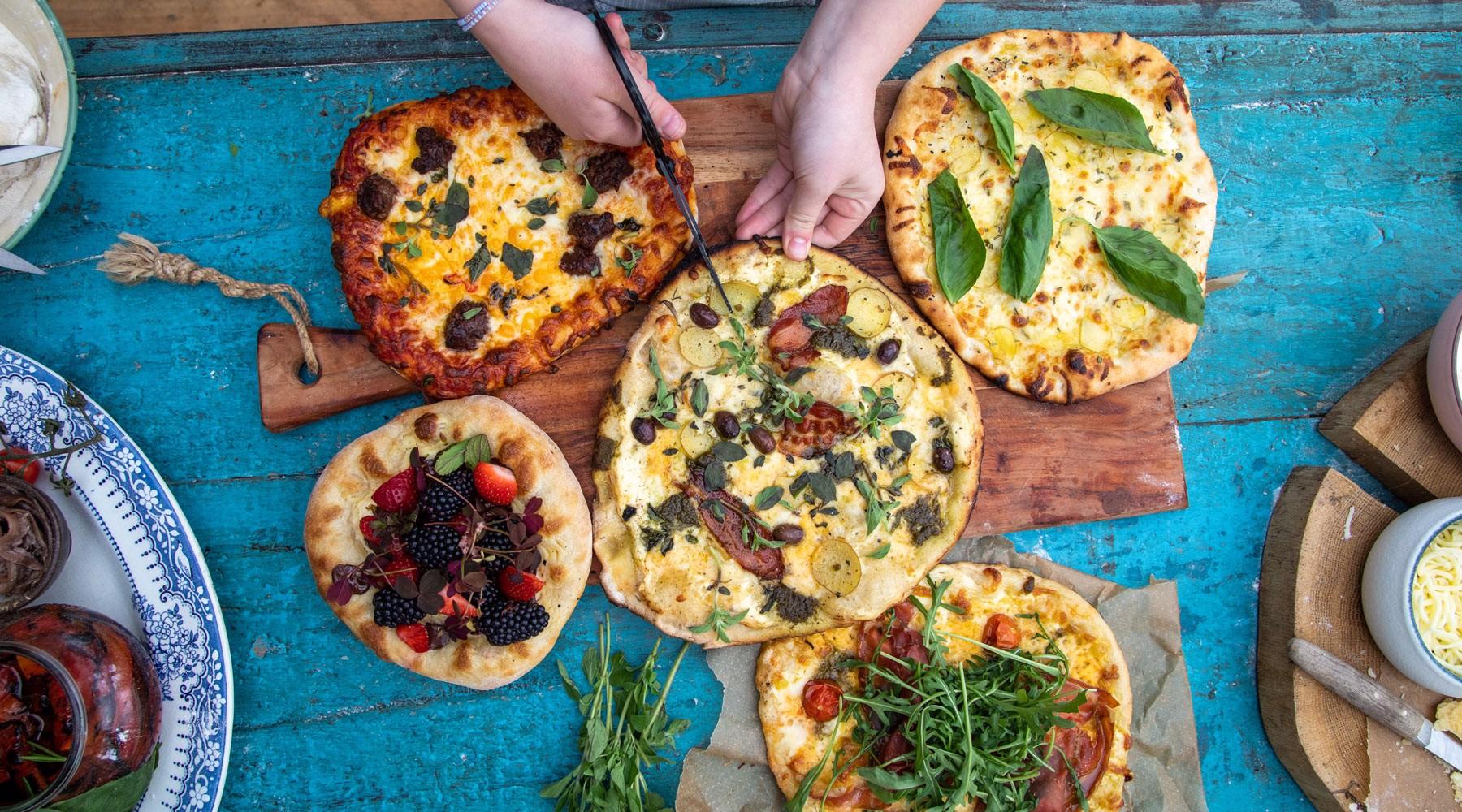 10 sprøde pizzahacks
