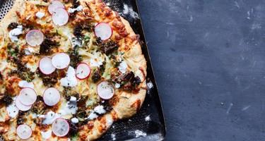 Bedste oste til pizza