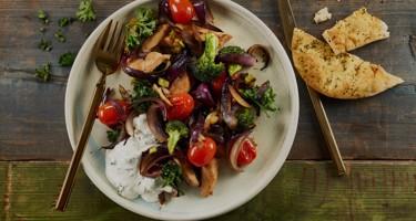 Få 135 sunde hverdagsopskrifter med Karolines Køkken
