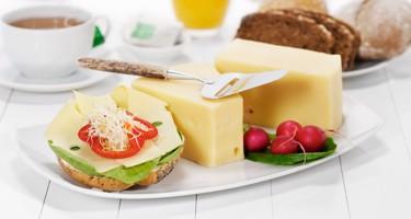 Mellemlagret ost