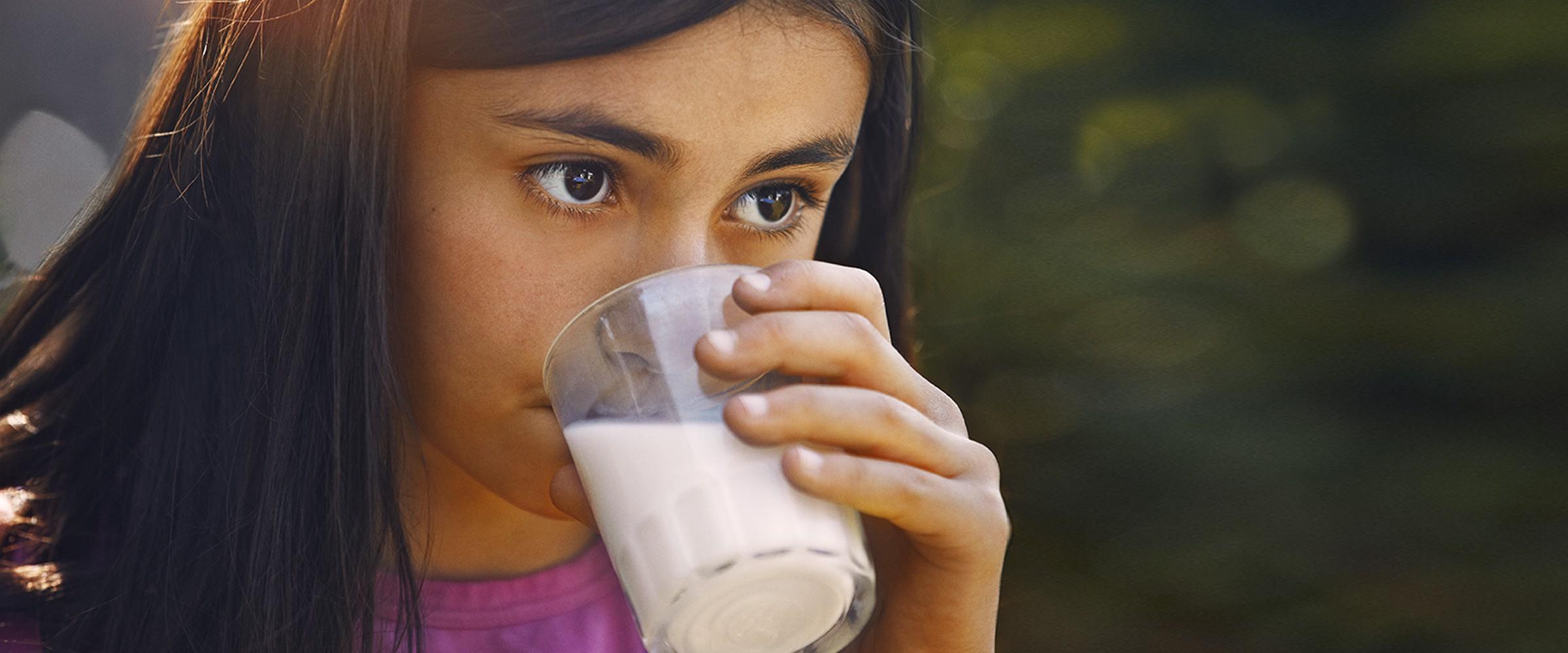 Hvor mange kalorier er der i mælk?