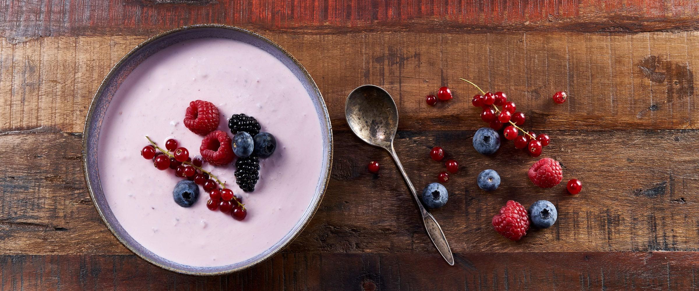 Hvad er yoghurt?