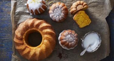 Smaksatt sockerkaka – smakerna, glasyrerna och tillbehören