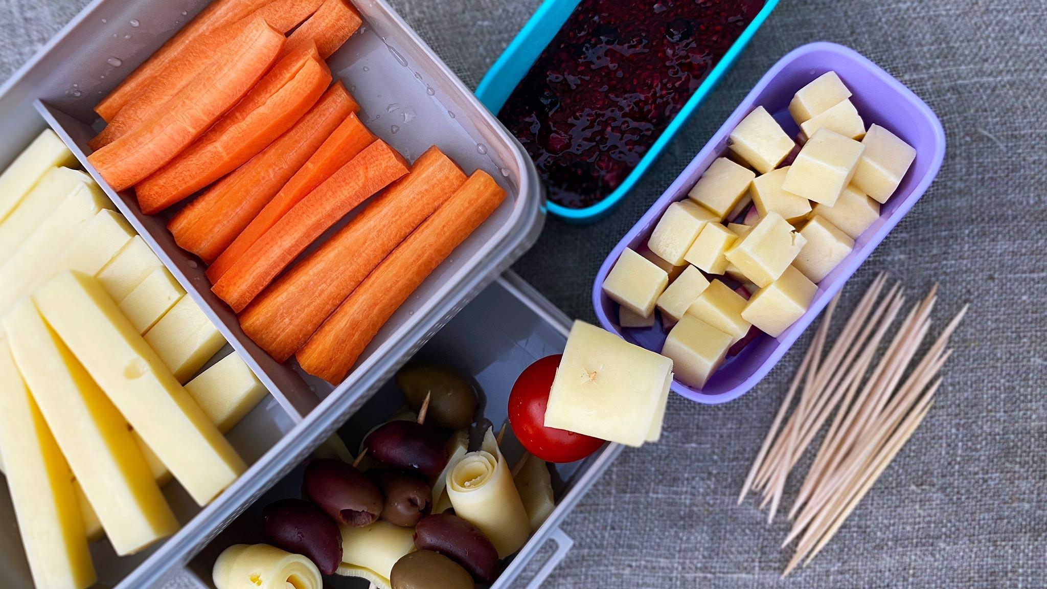 Så gör du barnens nya favoritsnacks – snabbt och enkelt!