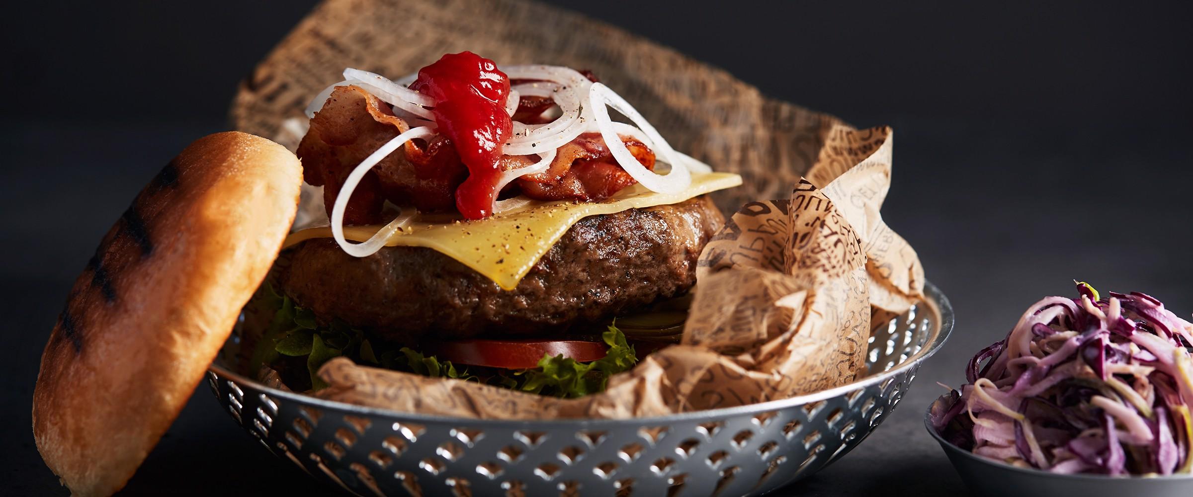 Grillade hamburgare – recept och tips