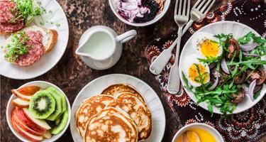 The best breakfast spread
