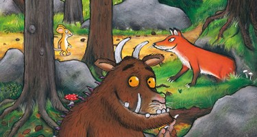 The Big Gruffalo Adventure Step-by-Step Instructions