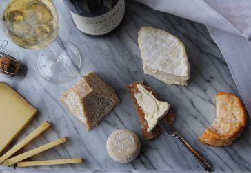 Bästa ostbrickan till champagne och mousserande