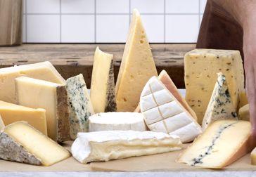 Så matchar du dryck och ost