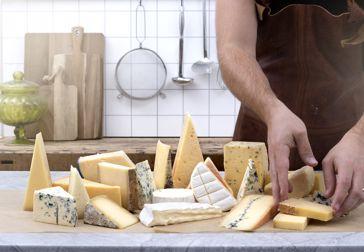 Köp ost i vår ostbutik på nätet!