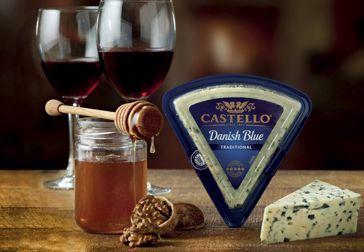 Pairingtips till dina Castello-ostar