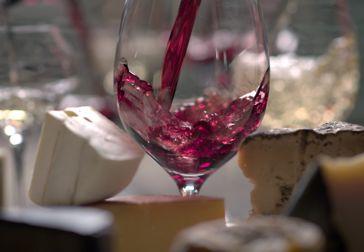 Kombinera ost och vin