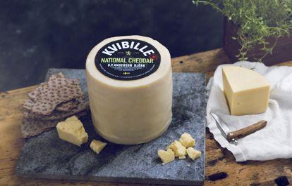 Kvibille lanserar National Cheddar tillsammans med prisbelönt kock